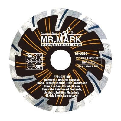 MK-WEL-00980 PRO LASER WELDED SAW BLADES