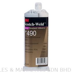 3M™ Scotch-Weld™ Epoxy Adhesive DP490, Black (ADEPOMM1100011)
