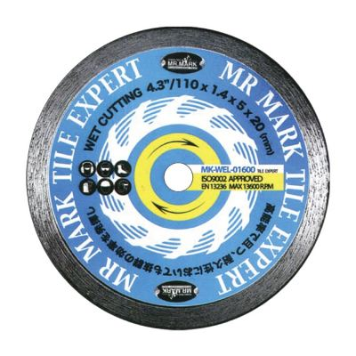 MK-WEL-01600 WET CUTTING DIAMOND BLADE
