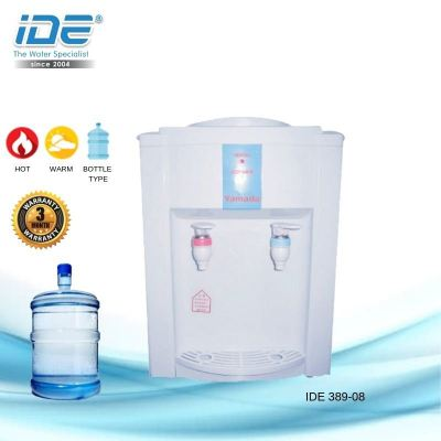 Yamada 389-08 Bottle Type Water Dispenser��Hot&Warm)