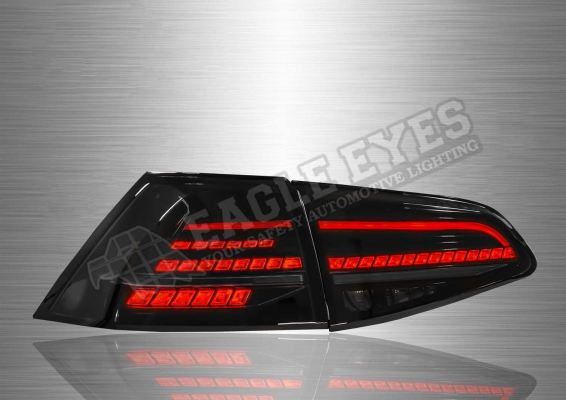 VW Golf 7 LED Sequential Signal Taillamp 12-17