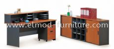G Series Receptionist Table  Receptionist Table