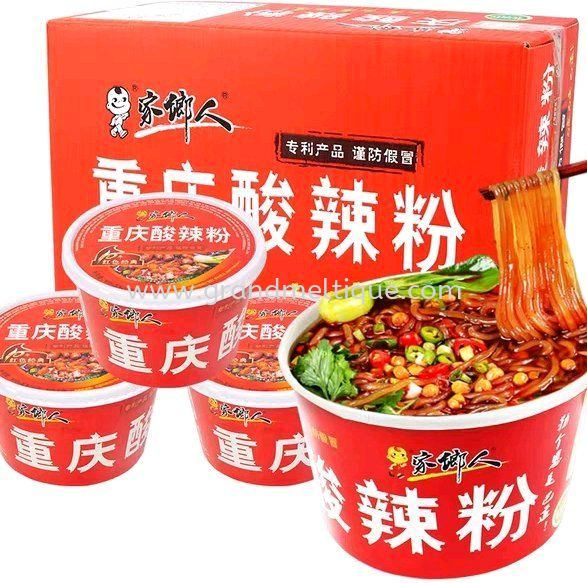 JiaXiangRen Sour Spicy Noodle