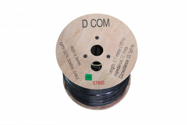 RG59 ST80 Coaxial Cable