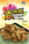 Vegan Fish Maw 素�~�B Dry Vegetarian Food 干制品