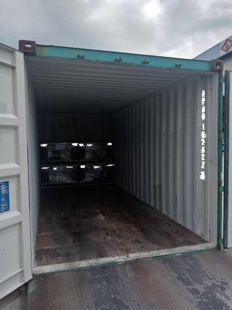 STUFFING OF CONTAINER