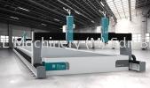 (FLOW WATERJET) 700-40150 FLOW WATERJET Mach 700 Waterjet Cutting Machine
