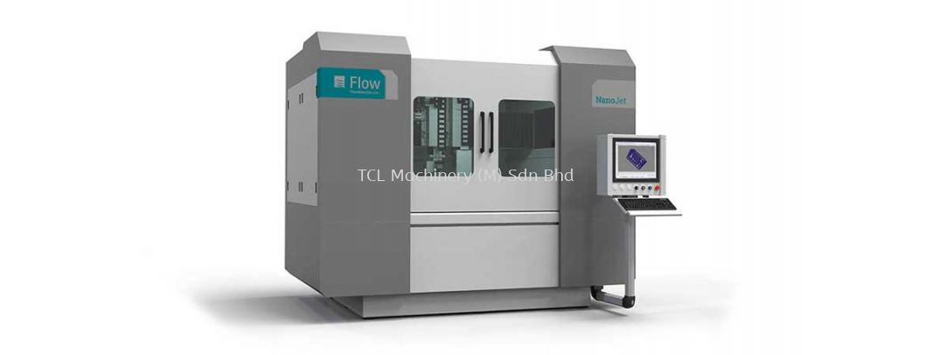 (FLOW WATERJET) Nanojet