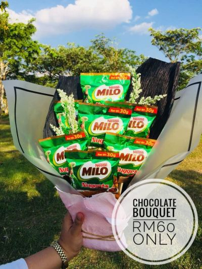 GRS Program - Coklat Bouquet