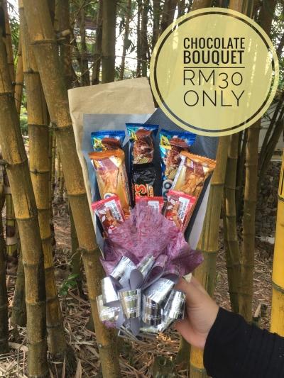 GRS Program - Coklat Bouquet