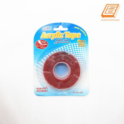 ABC - Acrylic Double Side Tape  12mm x 2mtr - (506)