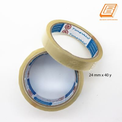 Tongshin - Cellulose Tape 24mm x 40y