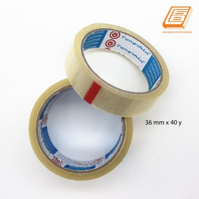 Tongshin - Cellulose Tape 36mm x 40y