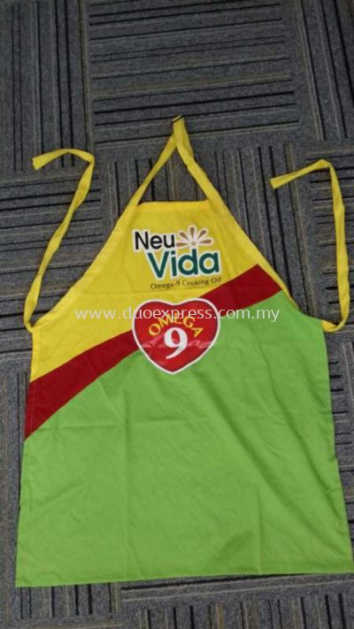 Custom Made Apron