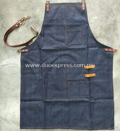 Custom Made Apron