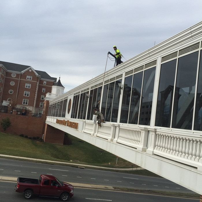 Glass & Windows Cleaning