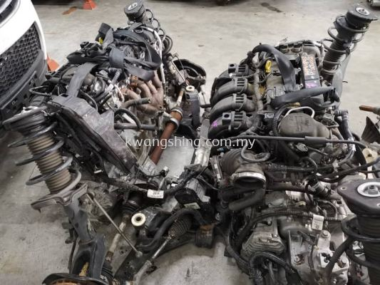 Ford Focus 2.0 MGDA Engine Set