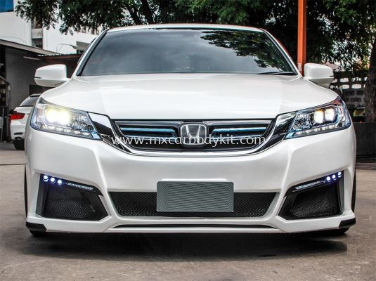 HONDA ACCORD 2013 G9 GT-RS BODYKIT