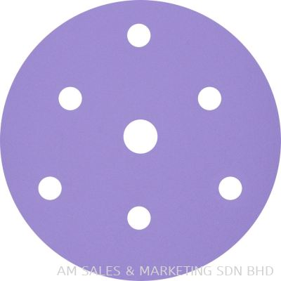 Sandwox Purle Disc 127mm 7 Holes G60 , G80