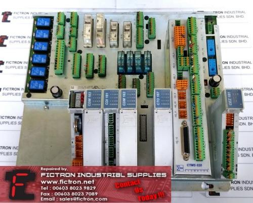 CTMS020 SIGMATEK Control Board Module Repair Malaysia Singapore Indonesia USA Thailand Australia
