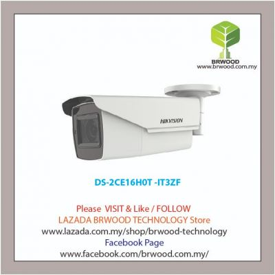 HIKVISION DS-2CE16H0T -IT3ZF: 5 MP Bullet Camera