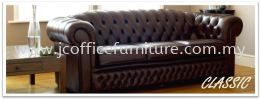 CHESTERFIELD - CLASSIC CHESTERFIELD SOFA
