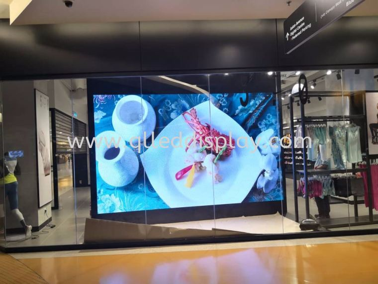 3.84M x 2.304M P3 INDOOR LED DISPLAY BOARD (FULL COLOUR) P3 INDOOR LED DISPLAY BOARD LED Display Board