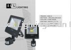 SFL 2262 - 20w 30w 50w (DL,WW) Sensor Floodlight/Spotlight LED