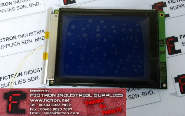 DMF50174 OPTREX LCD Panel Display Supply Repair Malaysia Singapore Indonesia USA Thailand Australia