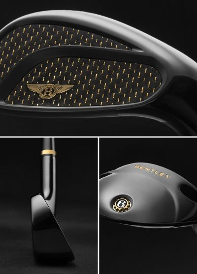 BENTLEY GOLF CENTENARY COLLECTION FULL SET