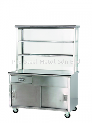 mee stall 2 tier