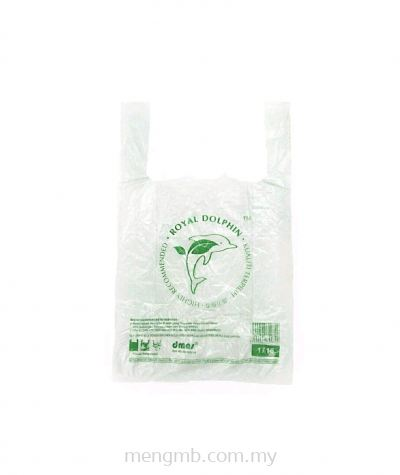 ���������オ�����ϴ� Oxo-Biodegradable Singlet Bag