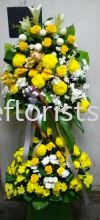 FW 013 Funeral Wreath
