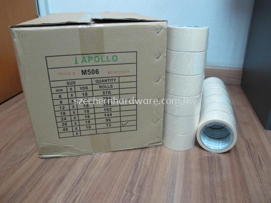 APOLLO MASKING TAPE M506 (GREEN)