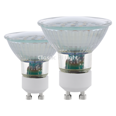 Eglo 11539 Led Bulb GU10 5W 4000K (TWIN PACK)
