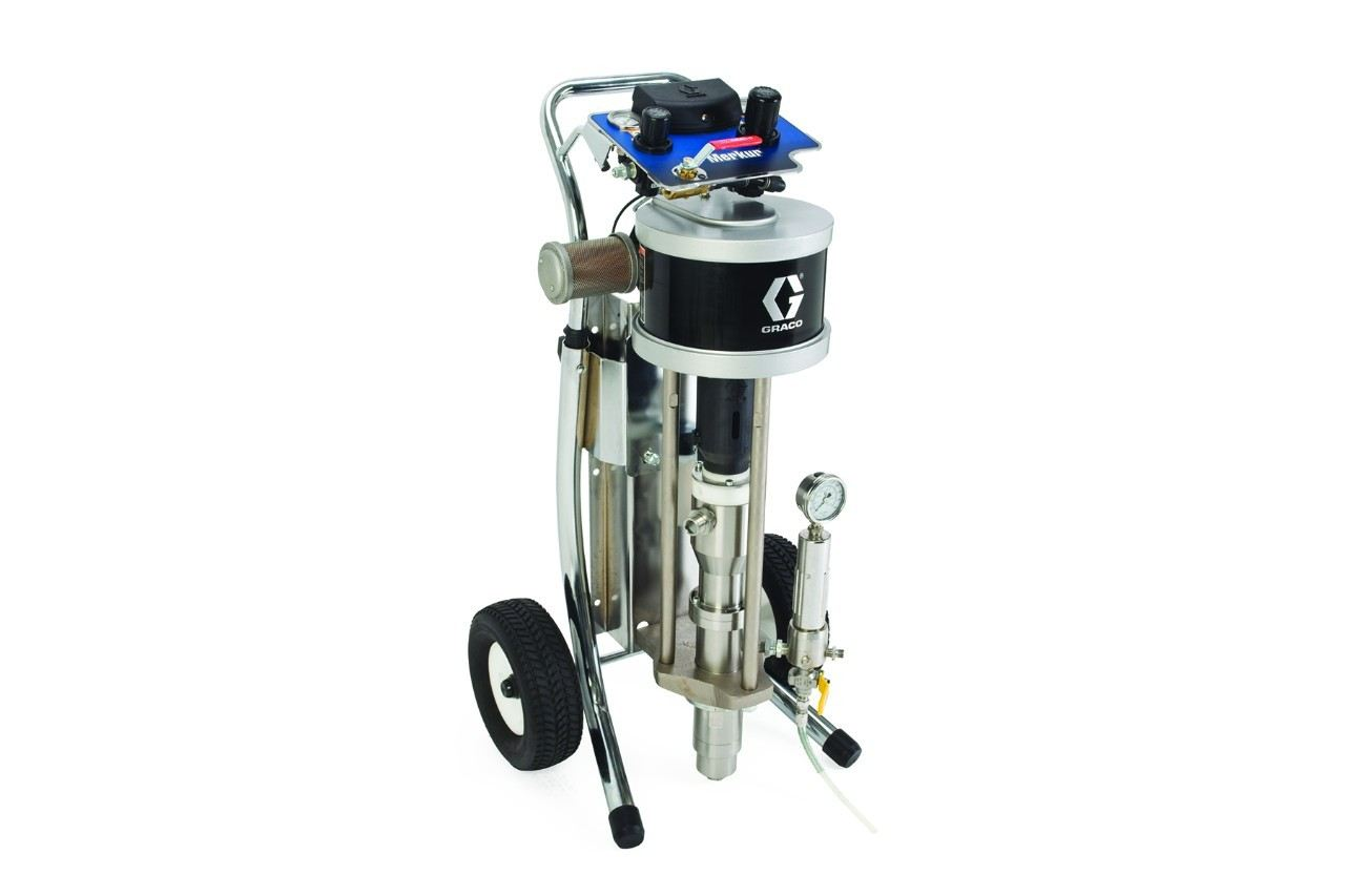 Graco Merkur Pump X48 and X72