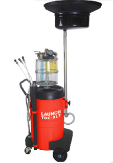 LAUNCH TOC-317 AUTOMOTIVE ENGINE OIL CHANGER