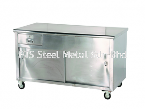 s/s mee stall cabinet