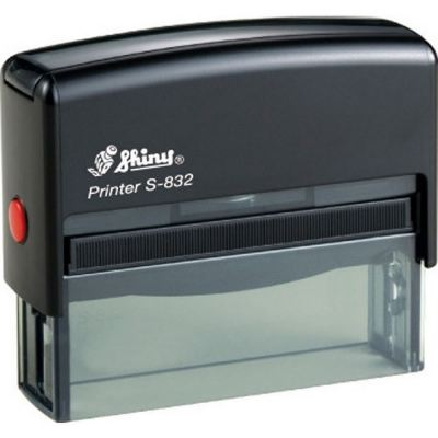 Shiny Stamp (Printer S-832)