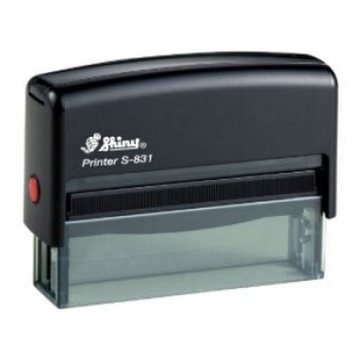 Shiny Sel-Ink Stamp (Printer S-831)