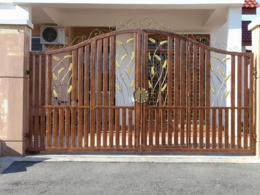 Gate Design Samples