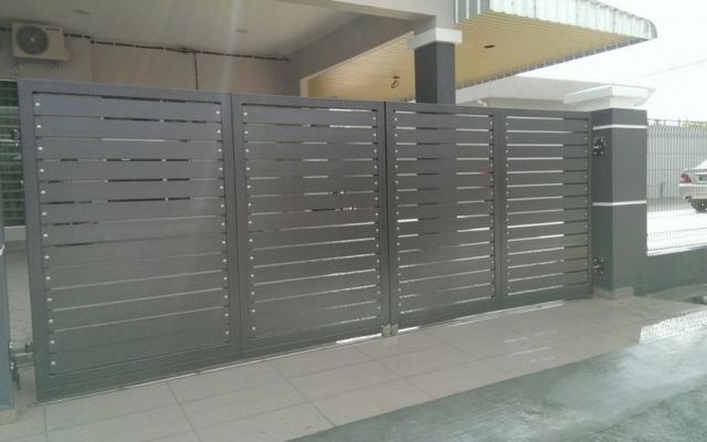 Gate Design Sample