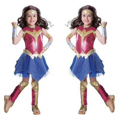 WONDER WOMAN KID COSTUME