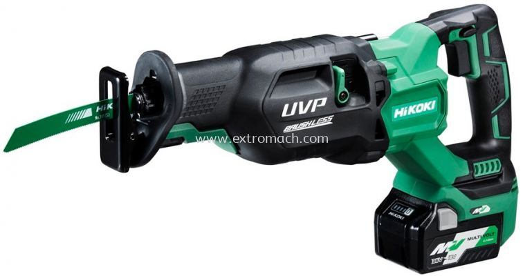 Hitachi 36V Cordless Reciprocating Saw CR36DA