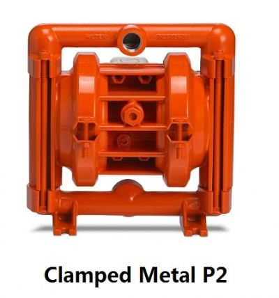 Clamped Metal P2