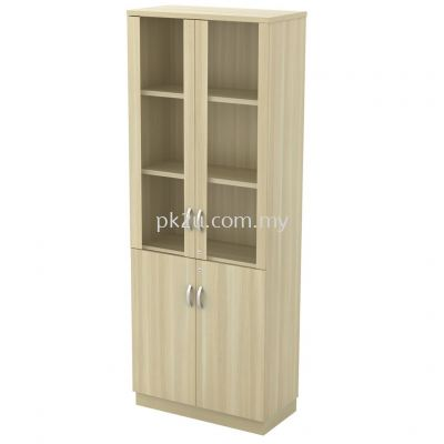SC-OGD-920 - Swinging Glass Door High Cabinet (2000mm Height)