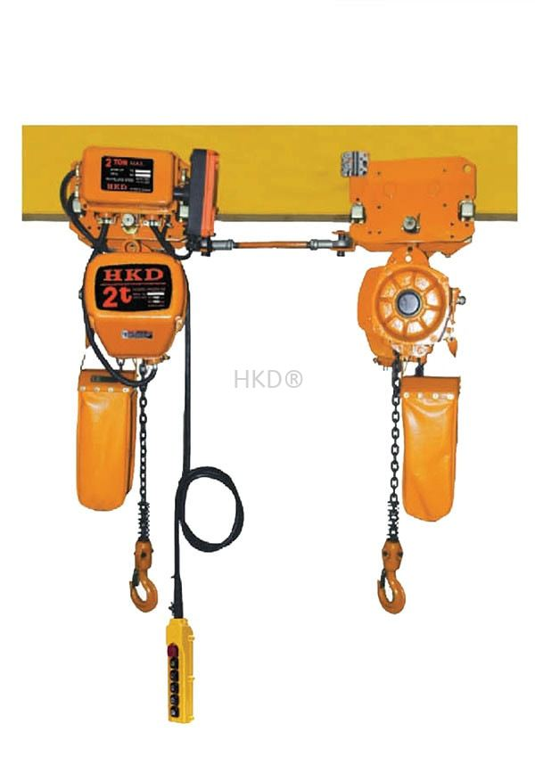 HKDS00501SD (Double Speed, 3 Phase)