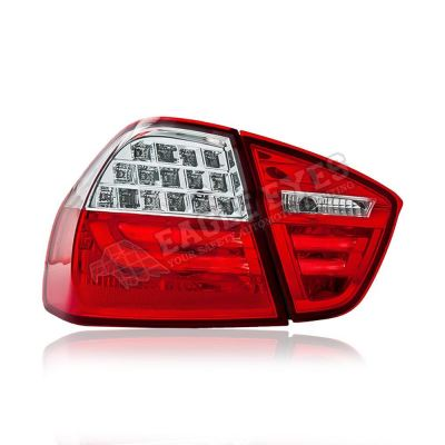 BMW E90 LED Light Bar Tail Lamp 05~08 (4-Door)
