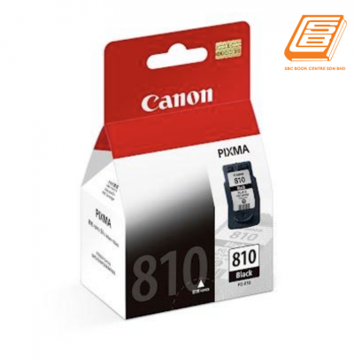 Canon - PG-810 Black Ink Cartridge (Original)