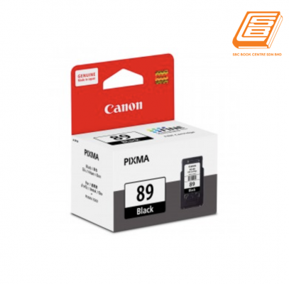 Canon - PG 89 Black Ink Cartridge (Original)